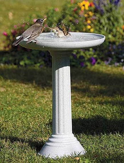 Unique Bird Baths Garden Bird Baths